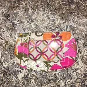 Vera Bradley ID and Coin Purse